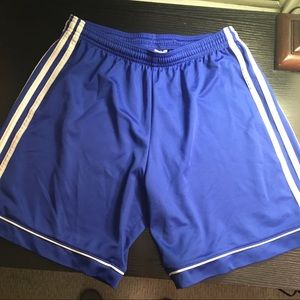 Men's adidas soccer shorts